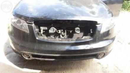 Кузовные запчасти Infiniti Fx35\45. Ирпень. фото 1