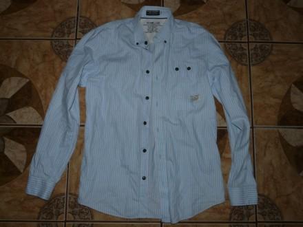 Рубашка подростковая Jack&Jones оригинал size М/46 -48 100% хлопок,. Черкассы. фото 1
