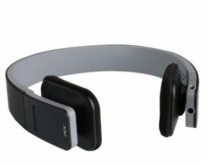 Bluetooth наушники BQ-618, стерео беспроводные, цвет-черный. Золотоноша. фото 1