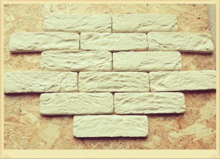 Облицовочный камень «Классик» Ваниль. Сумы. фото 1