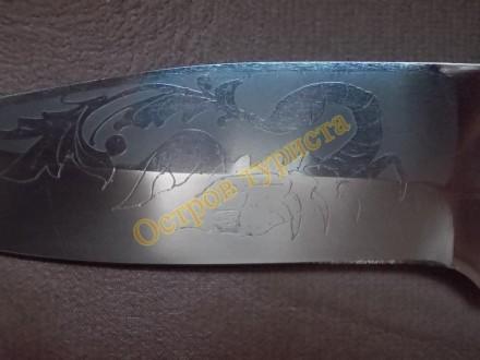 """Туристический нож Спутник """"Модель-2"""" - изготовлен из высококачественной стали 40. Полтава, Полтавская область. фото 7"""