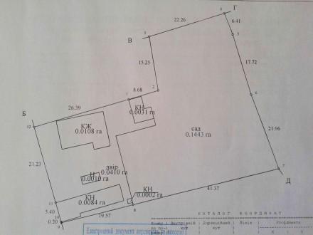 Дом 86 м2 с участком 20 соток в районе Обл. больницы. Чернигов. фото 1