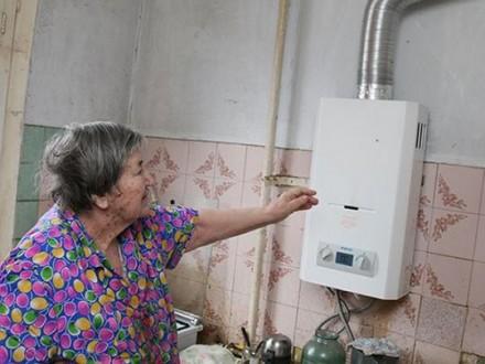 Ремонт и установка газовых приборов ( котлы, колонки, плиты. Сумы. фото 1