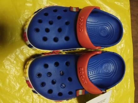 Детские Crocs Lego J 3. Сумы. фото 1