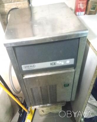 Льдогенератор б/у BREMA CB 246 A-Q, ледогенератор