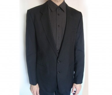 новий чорний піджак блейзер розмір М. Ровно. фото 1