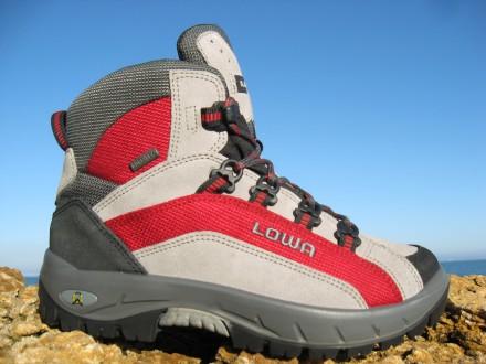 Ботинки трекинговые LOWA Klondike II GTX® MID Junior. Размер 36. Одесса. фото 1