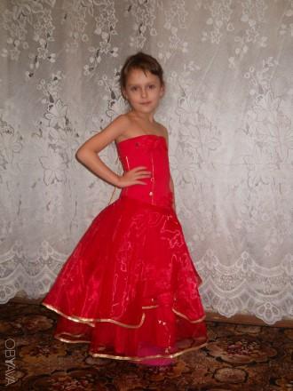 Платье для утренника, Нового года.. Мелитополь. фото 1
