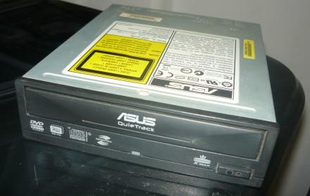 Оптический дисковод или привод Asus DRW 1612 BL (DVD-RW +Lightscribe). Кременчуг. фото 1