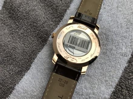 Продам оригинальный швейцарский мужской золотой хронометр фирмы Тissot, модель H. Киев, Киевская область. фото 5