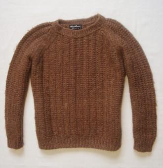 Теплий світер розмір М-L 100%  wool вовна шерсть. Ровно. фото 1