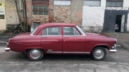 Продам Газ 21, 1964 р. після реставрації. На ходу.. Житомир, Житомирская область. фото 6