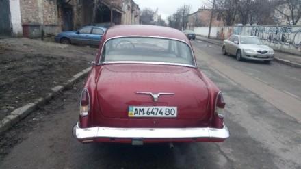 Продам Газ 21, 1964 р. після реставрації. На ходу.. Житомир, Житомирская область. фото 4