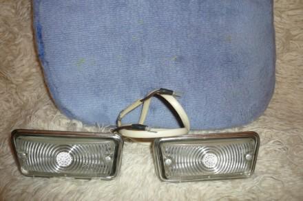 Продам передние фонари на ГАЗ2401 (производство СССР), комплект. Запорожье. фото 1