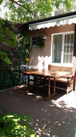 Сдам свой 2комнатный гостевой домик на Французском бульваре (переулок Дунаева) с. Приморский, Одесса, Одесская область. фото 3