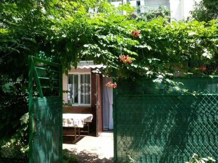 Сдам свой 2комнатный гостевой домик на Французском бульваре (переулок Дунаева) с. Приморский, Одесса, Одесская область. фото 2