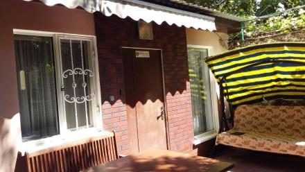 Сдам свой 2комнатный гостевой домик на Французском бульваре (переулок Дунаева) с. Приморский, Одесса, Одесская область. фото 8