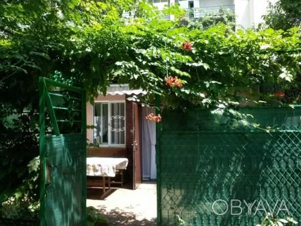 Сдам свой 2комнатный гостевой домик на Французском бульваре (переулок Дунаева) с. Приморский, Одесса, Одесская область. фото 1