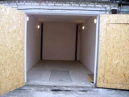 брянск металлические гаражи