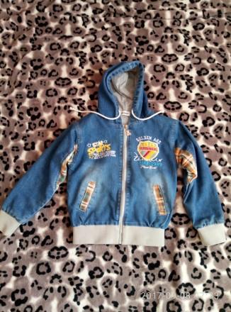 Джинсовая куртка. Полтава. фото 1