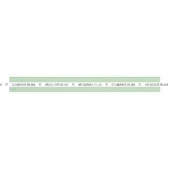 Решетка для водоотводящего желоба Материал: стекло зеленое, нержавеющая сталь A. Киев, Киевская область. фото 2