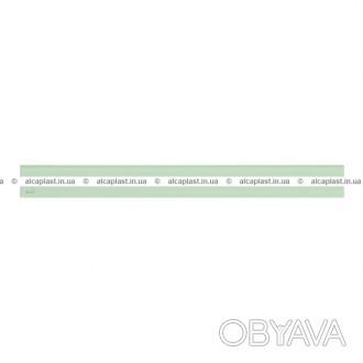 Решетка для водоотводящего желоба Материал: стекло зеленое, нержавеющая сталь A. Киев, Киевская область. фото 1