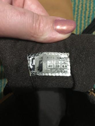 Продам зимние термо Ботинки, 40 размер, очень удобные, состояние отличное, без д. Луцк, Волынская область. фото 7