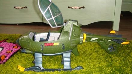 Вертолёт большой для черепашек нинзя. Мариуполь. фото 1