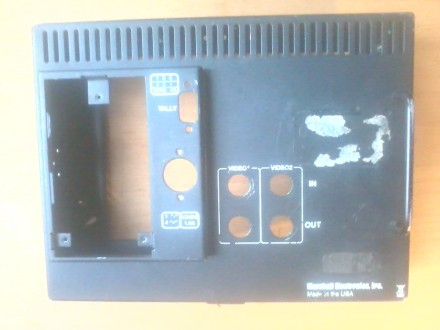 Корпус профессионального монитора для студийных видеокамер Marshall V-R84DP-2PC . Белая Церковь, Киевская область. фото 3