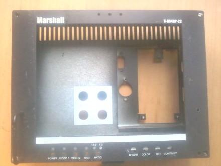 Корпус профессионального монитора для студийных видеокамер Marshall V-R84DP-2PC . Белая Церковь, Киевская область. фото 2