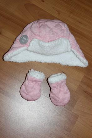Тепла шапочка. Ровно. фото 1