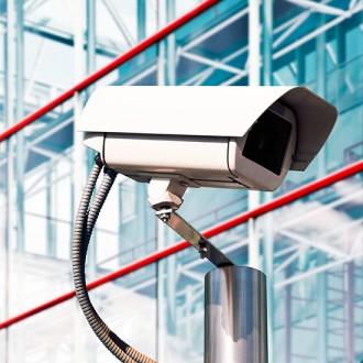 Видеонаблюдение, охранная сигнализация, пожарная сигнализация, СКУД. Киев. фото 1