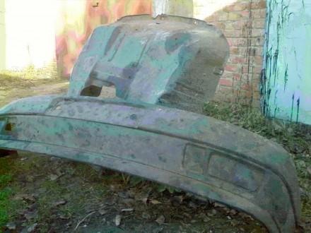 Защита двигателя Т-4 и бампер дешево.. Ромны. фото 1