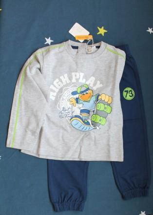 Костюм для хлопчика (кофта і штани). Львов. фото 1