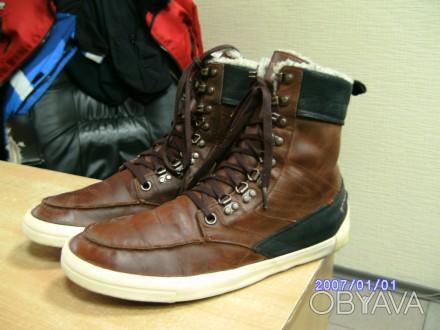 5ce50db98 продам фирменные мужские зимние спортивные ботинки немецкой фирмы Tretorn
