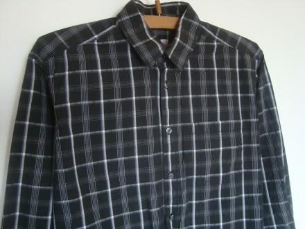 Рубашка Angelo Litrico сорочка размер М-L. Ровно. фото 1
