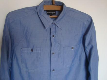 Новая рубашка Marks and Spencer сорочка размер М-L. Ровно. фото 1