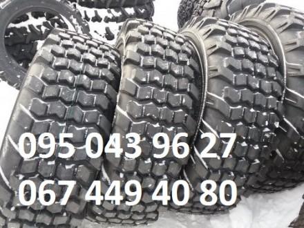 Шина 16.9-24 колеса 420/85-24 на JCB 3CX шина 16.9-24 з універсальним протектор. Васильков, Киевская область. фото 3