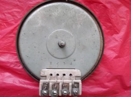 Продам недорого диск для электроплитки, новый, общим Ø 150 мм. Одесса. фото 1
