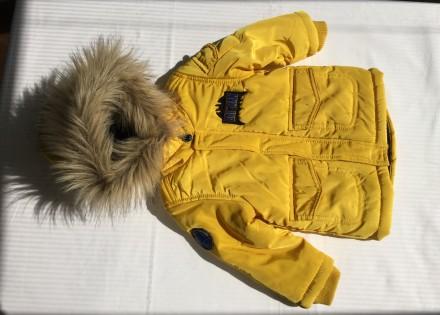 Куртка парка Koton Baby Турция. Сумы. фото 1