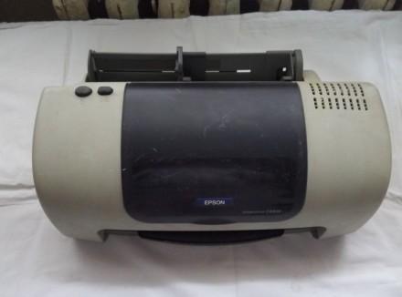 Продам недорого принтер EPSON STYLUS C43UX.. Одесса. фото 1