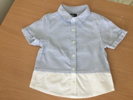 Рубашка с коротким рукавом. Суми. фото 1