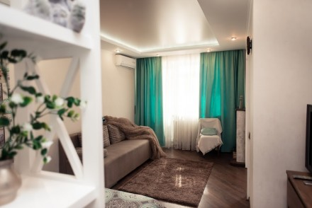 Добро пожаловать в Чернигов! Уютная современная новая студийная 1-комнатная ква. Центр, Чернигов, Черниговская область. фото 7