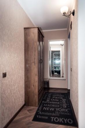 Добро пожаловать в Чернигов! Уютная современная новая студийная 1-комнатная ква. Центр, Чернигов, Черниговская область. фото 12