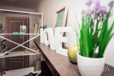 Добро пожаловать в Чернигов! Уютная современная новая студийная 1-комнатная ква. Центр, Чернигов, Черниговская область. фото 1