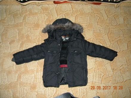 Зимняя куртка. Херсон. фото 1
