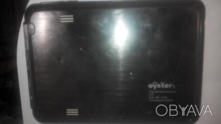 Планшет Oysters по запчастям. плата рабочая битый тач.  https://obyava.ua/ua/n. Верхнеднепровск, Днепропетровская область. фото 1