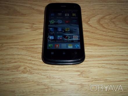"""Продам смартфон Fly IQ256 . 2 Sim.Экран TFT 3.5"""" (320 x 480, 262 тыс. цветов) / . Киев, Киевская область. фото 1"""