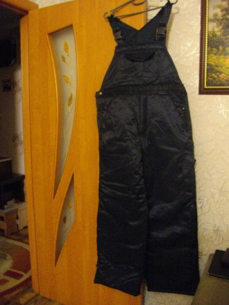Комбинезон -штаны зимние. Першотравенск. фото 1