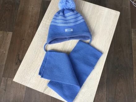 Шапка и шарф. Сумы. фото 1